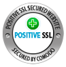 Positive SSL Secure Website